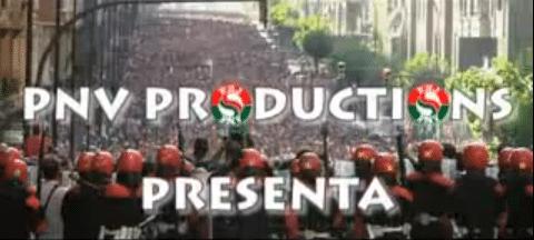 EAJ PNV Partido Nacionalista Vasco Ertzaintza Cipayos Zipaioak